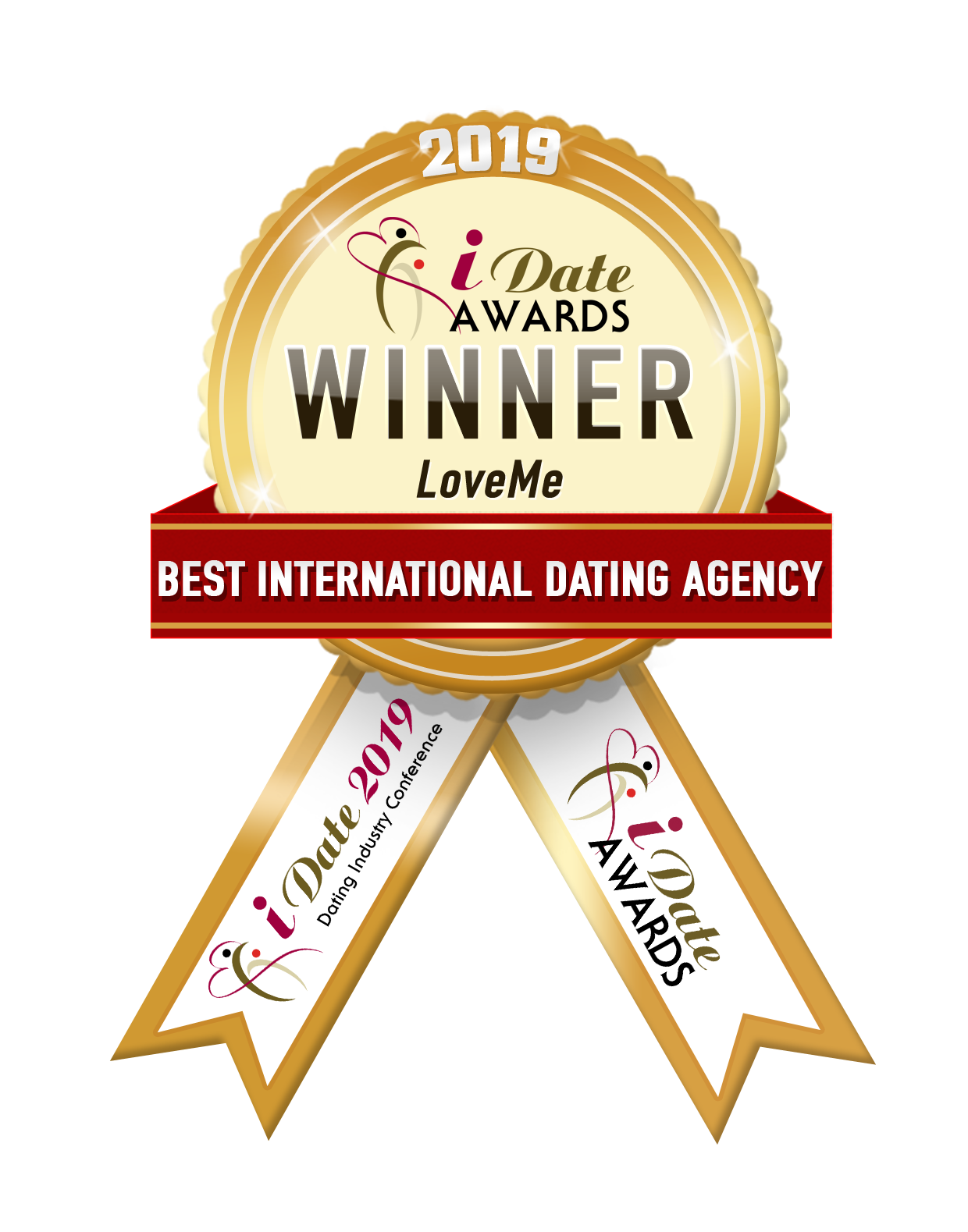 Idate Award Winner - Best Affiliate Program 2018